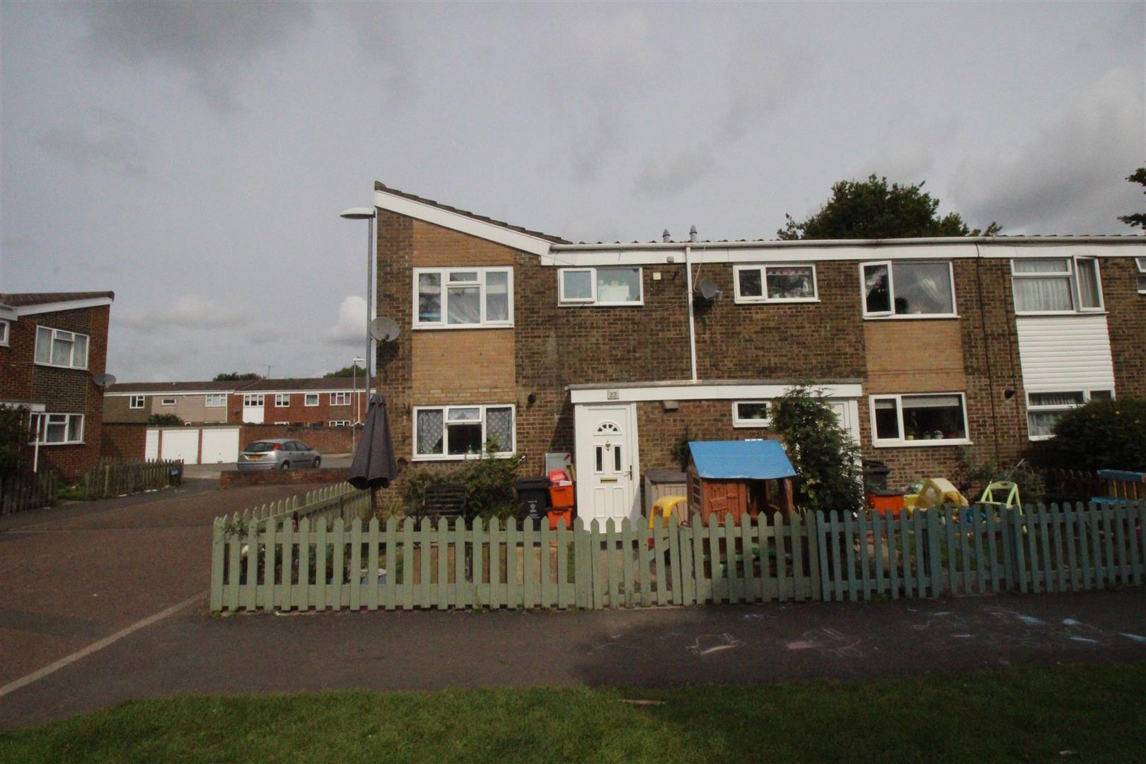 3 Bedrooms End Of Terrace House for sale in Eldene, Swindon